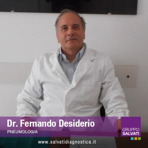 Dott. Desiderio pneumologia Terni