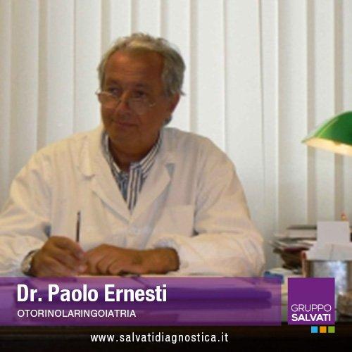 Dottor Ernesti. Otorinolaringoiatria Terni