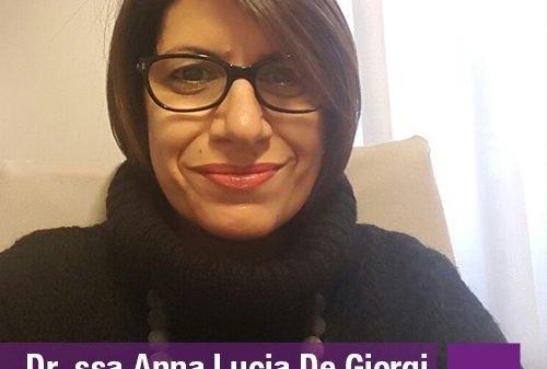 Dottoressa De Giorgi. Psicologia Terni