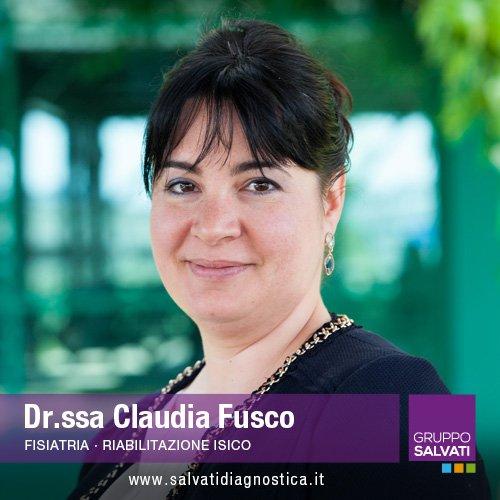 Dottoressa Fusco. Fisiatria, ISICO Terni