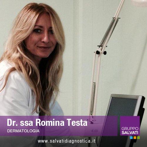 Dottoressa Testa. Dermatologia Terni