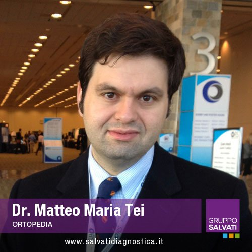 Dottor Tei. Ortopedia Terni