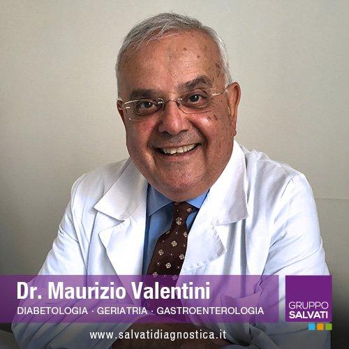 Dottor Valentini. Diabetologia, gastroenterologia, geriatria Terni