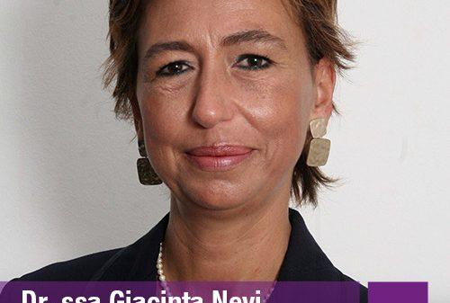Nutrizionista Terni - Dott. ssa Giacinta Nevi
