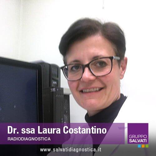 Dr. ssa Laura Costantino - Radiodiagnostica Terni